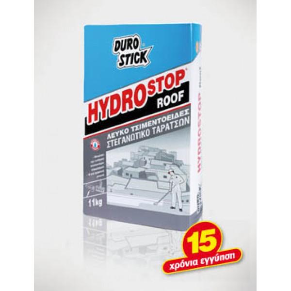 HYDROSTOP ROOF - Λευκό τσιμεντοειδές στεγανωτικό ταρατσών Προϊοντα Χρώματα - seferis-xromata.gr