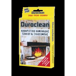 DUROSTICK DUROCLEAN -90gr- Καθαριστικό καμινάδας τζακιού και ξύλο Προϊοντα Χρώματα - seferis-xromata.gr