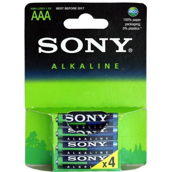Αλκαλικές μπαταρίες SONY ECO AAA Προϊοντα Χρώματα - seferis-xromata.gr